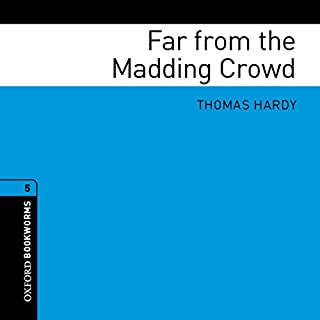 Far from the Madding Crowd (Adaptation) audiobook cover art