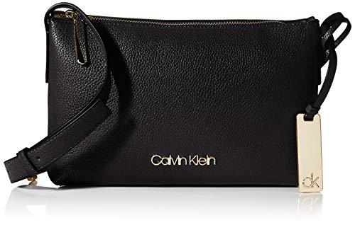 Calvin Klein NEAT F19 EW XBODYMujerBolsos bandoleraNegro