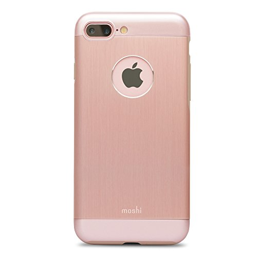 Moshi 99 mo090251 Armour Carcasa para Apple iPhone 7 Plus Oro Rosa.