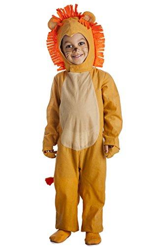 Disfraz de Leon Infantil (5-6 años)