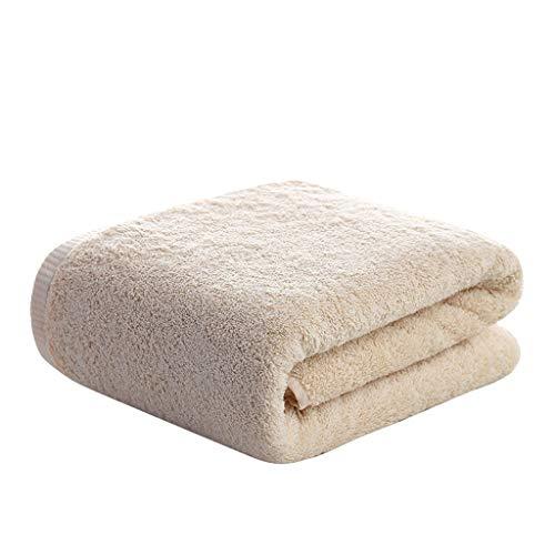 LLKK Juego de Toallas de baño de Toallas Toalla de algodón Hilado en Anillo,Adecuado para hoteles y spas,máxima suavidad y Alta absorbencia