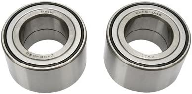 Pivot Works Front Wheel Bearing Kit 500 4x4 Arctic Autom Max 56% OFF Courier shipping free Cat for