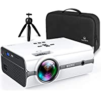 Vankyo Leisure 410 Portable Mini Projector with Built-in Speakers & Tripod