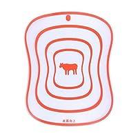 HTL 抗菌・カビノンスリップまな板、まな板キッチンマット野菜肉、キッチンツール、まな板、まな板まな板,30X21X0.1Cm