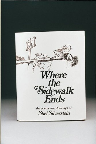 Harper Collins Where the Sidewalk Ends Hardcover Book, 9 - 12 Years, 6-3/4 X 8-3/4 in, 176 Pages