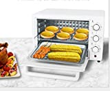 Household Baking Cake Multifunctional Automatic 22 Liter Oven With Large Capacity
