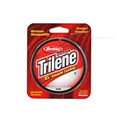 Smooth casting for maximum manageability The best trilene xl ever is the strongest and smoothest Smooth casting resists twists and kinks Versatile: Ideal for a wide array of baits and techniques Provides strength, sensitivity and a smooth cast Total ...