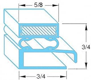 Tyler 5146973 Walk-In 3-sided Magnetic Door Gaskets for Freezers/Coolers/Refrigerators 54-1/4