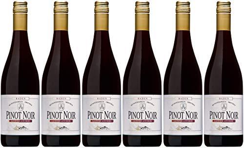 Auggener Schäf Laufener Altenberg Pinot Noir Rotwein QbA 2016 Trocken (6 x 0.75 l)