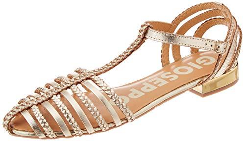 Gioseppo Harmony, Zapatos Tipo Ballet Mujer, Oro, 39 EU