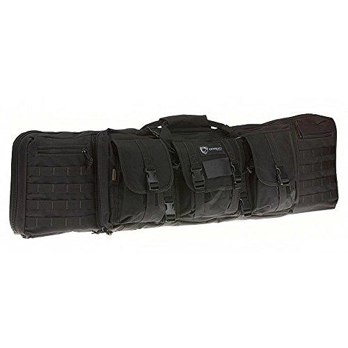 Drago Gear Tactical Single Gun Case Black OPS, DRAGOGEAR Tactical Single Gun Case Black, One Size