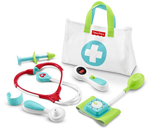 Fisher Price - Maletín pequeño doctor