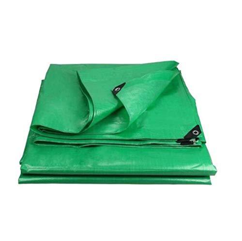 Heavy Duty regendichte luifel doek met randen, (oversized) partytent tent schip luifel hoge dichtheid Multi Size 9.9x13.2ft/3x4m