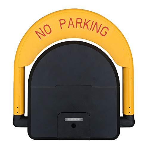 JIEH Parksperre: Automatischer-Parkplatzsperre Mit Fernbedienung (Parkplatzsperre Elektrisch)
