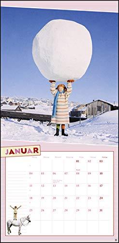 Pippi Langstrumpf Kalender 2021 - 3