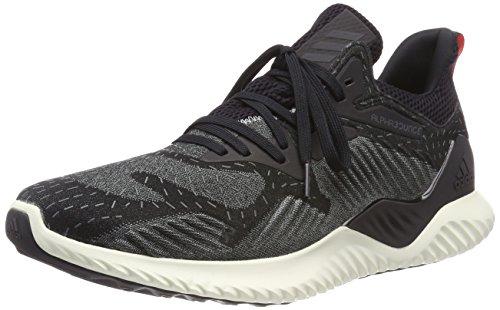 Adidas Alphabounce Beyond M, Zapatillas de Trail Running Unisex Adulto, Negro (Negbás/Negbás/Vercen 000), 42 2/3 EU