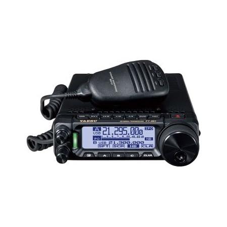 ヤエス FT-891 出力100W (AMモード 40W) HF/50MHz帯オールモードトランシーバー
