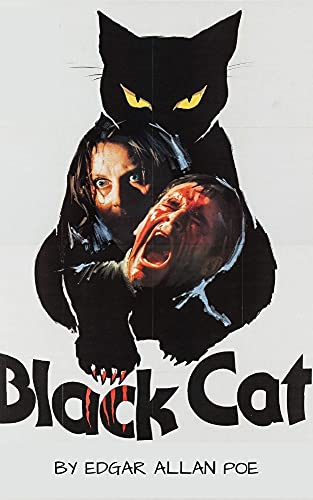 The Black Cat: Annotated (English Edition)