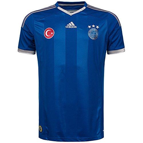 2014-2015 New Season Spiel Fenerbahce Third Jersey, Blau, M