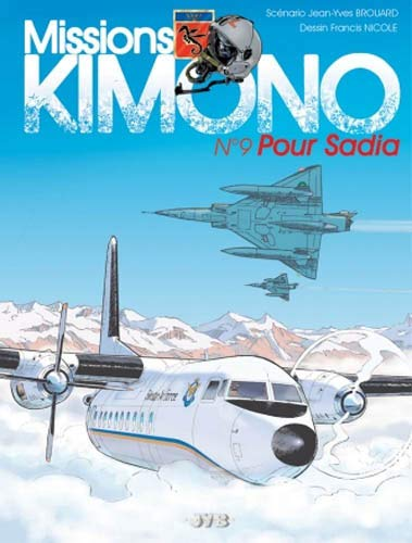 Missions Kimono, tome 9 : Pour Sadia