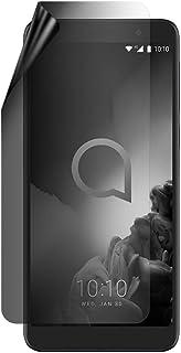 Celicious Privacy Lite 2-vägs anti-bländning anti-spion filter skärmskydd film kompatibel med Alcatel 1c (2019)