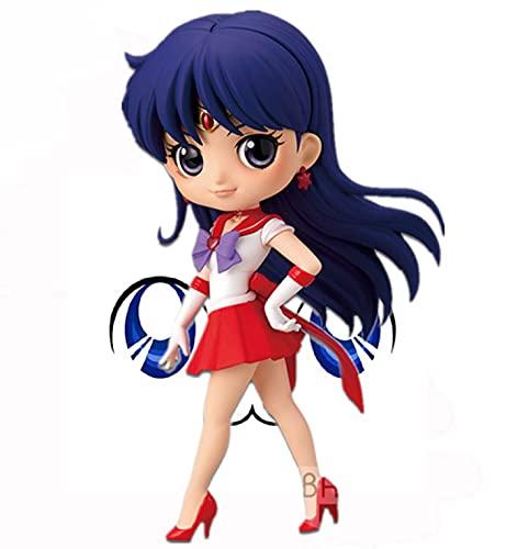 Q Posket Sailor Moon Eternal Super Sailor Marte (versión A)