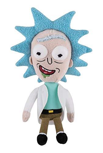 Rick and Morty Happy Rick Galactic Plushies Juguete De Peluche