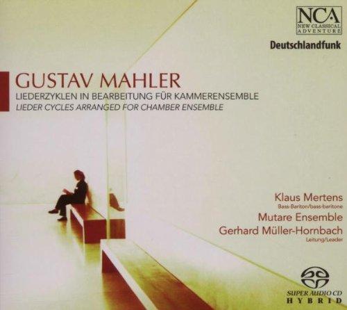 Cycle de lieder arrangés pour un ensemble de chambre Gustav Mahler