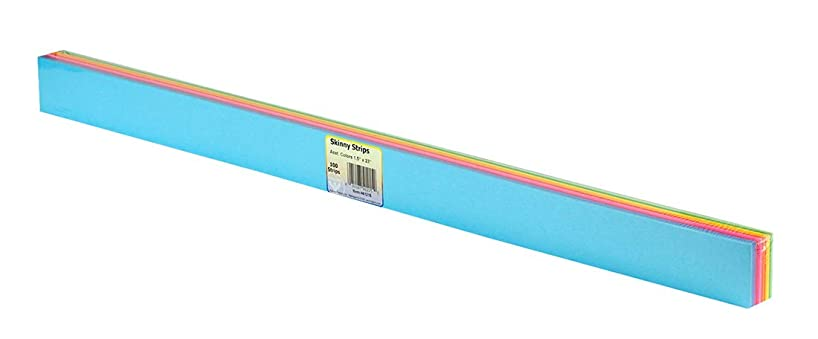 Hygloss Products Strips, Cardstock, 1.5