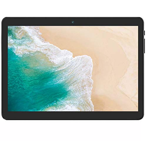 Android Tablet 10 inch, 3G Unlocked Phablet, Android 8.1 Oreo, Google Certified, 32GB, Dual Sim Card Slots and Cameras, OTG, WiFi, Bluetooth, GPS