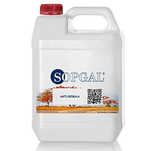 Antideslizante Antirresbala para múltiples superficies - Sopgal (1 litro)