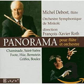 Panorama for Flute & Orchestra