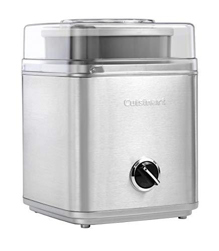 Cuisinart ICE30BCE avec accumulateur de froid