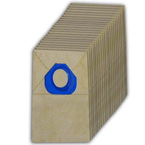 Spares2go papier Sacs à poussière pour aspirateur Nilfisk (lot de 20)