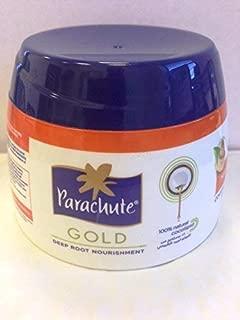 Parachute Gold Hair Cream Natural Shine - 4.7 fl.oz. (140ml) - Contains Almond And Coconut