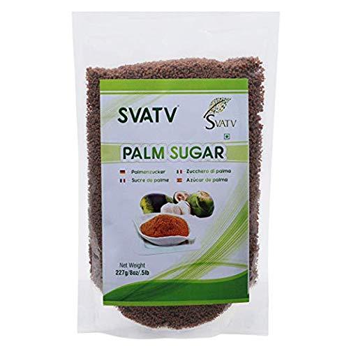 SVATV - Palmzucker :: 227g :: Hergestellt in Indien