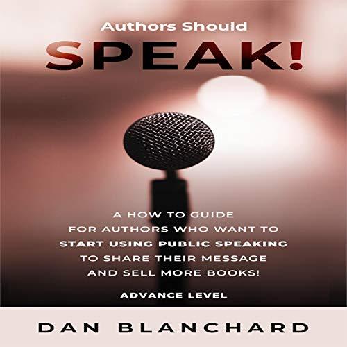 Authors Should Speak Advance Level cover art