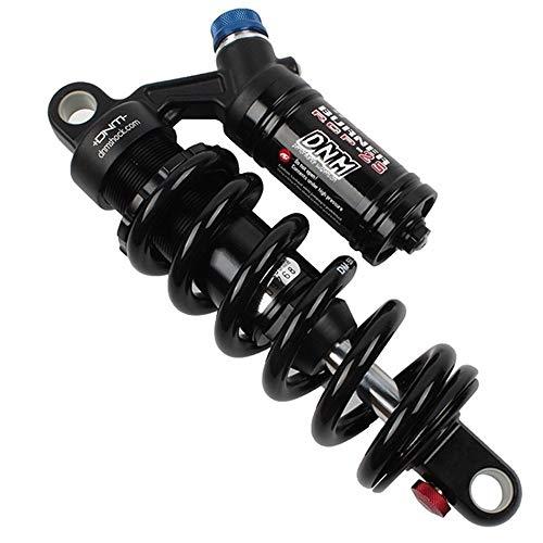 RCP 2S Fahrrad Heckstoßdämpfer Einstellbare Luftkammer 550lbs,Gallenfeder Stoßdämpfer für Mountainbike (190mm)