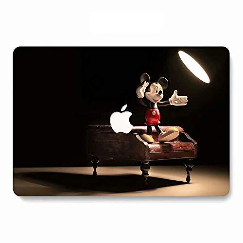 AJYX Custodia Rigida Compatibile con MacBook PRO 15 Pollici con Display Retina Modello A1398, Matte Plastica Custodia Case Cover Rigida, w137 Disney Micky