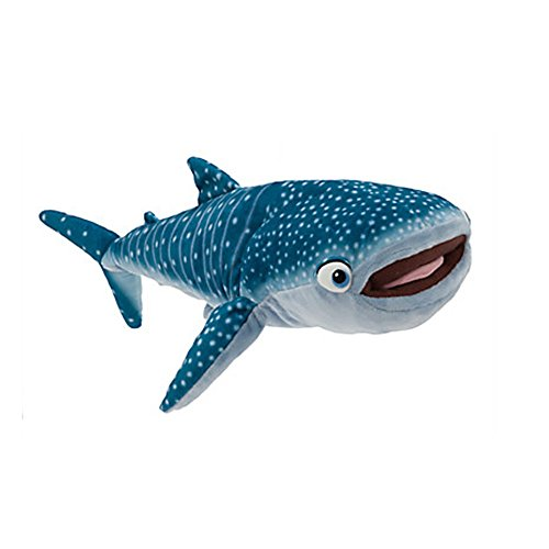 Destiny Plush, whale shark from Finding Dory by Disney