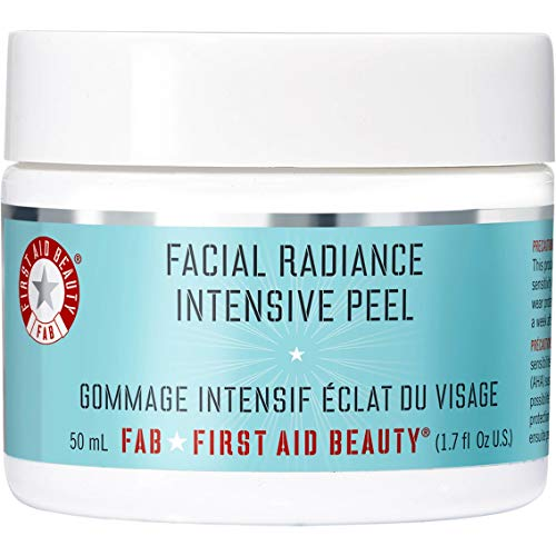 FIRST AID BEAUTY - Facial radiance intensive peel, 50ml
