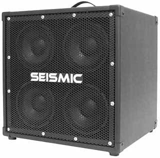 Seismic Audio - SA-Rift_46G - 4x6 Bass / Guitar Speaker Cabinet