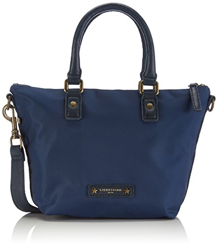 Liebeskind Berlin Womens ArielleD Handbag Blue Size: 31x22x13.5 cm (B x H x D)