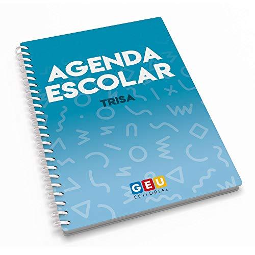 Agenda Escolar Trisa | tutores guarderías y educación especial | Editorial Geu (Agendas y Material Escolar)