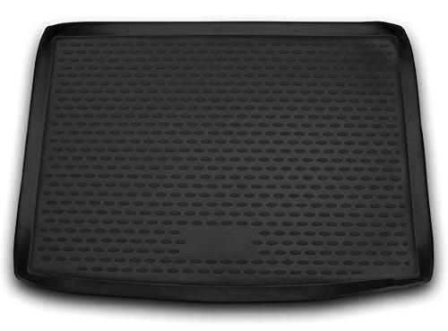 AD Tuning TMP22004 Passform Kofferraumwanne, Anti-Rutsch Oberfläche, schwarz