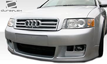 Brightt Duraflex ED-IMV-945 RS4 Front Bumper Cover - 1 Piece Body Kit - Compatible With A4 2002-2005