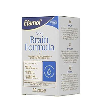 Efamol Efalex - Pack of 60 Capsules