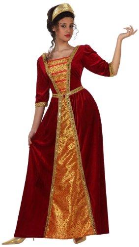 Atosa - 10140 - Costume - Déguisement De Princesse Médiévale - Taille 3