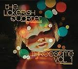 Threesome Vol. 1 [LP] [Random] -  The Lickerish Quartet, Vinyl