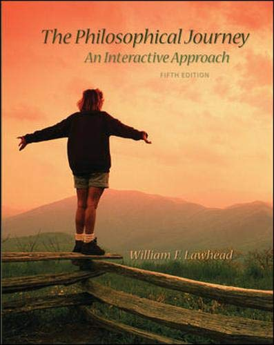 The Philosophical Journey: An Interactive Approach